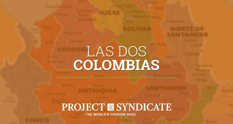 Las dos Colombias