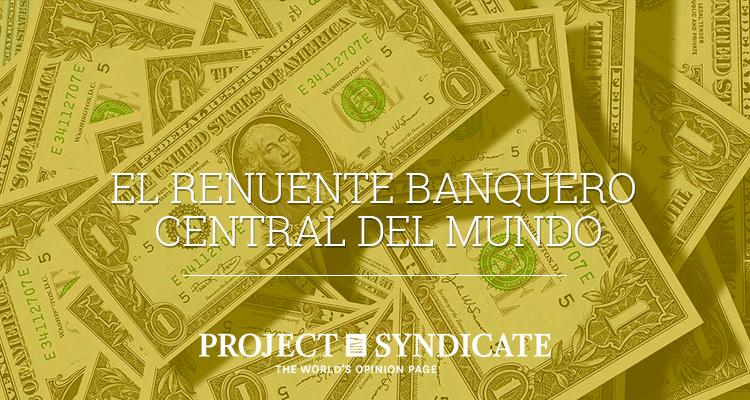El renuente banquero central del mundo